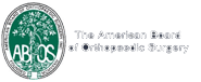 American Board of Orthpaedic Surgery